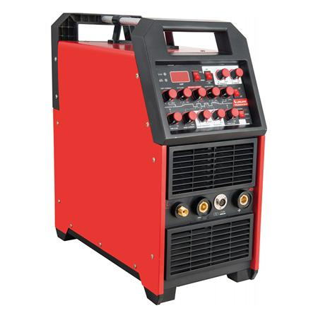Pulsed AC/DC Inverter TIG Welder, IGBT Welding Machine