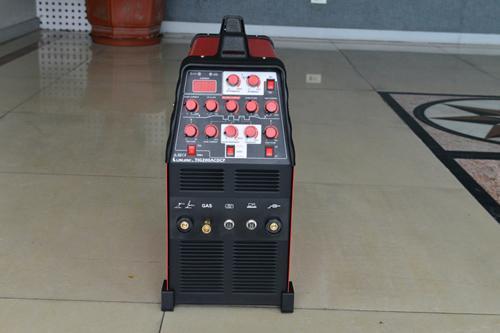 AC/DC Inverter Pulse TIG Welder, MOSFET Welding Machine