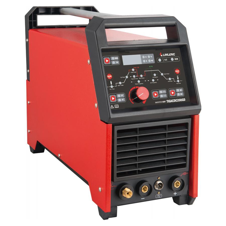 Digital AC/DC Inverter TIG Welder, IGBT Welding Machine
