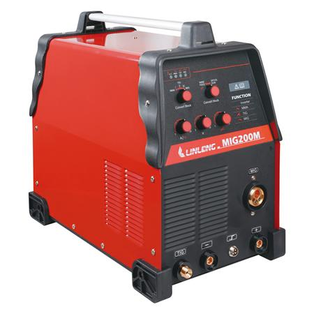 Inverter MIG MMA TIG Welding Machine, MOSFET Welder
